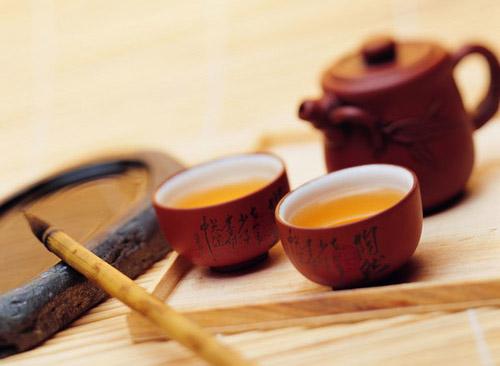 一杯茶改变生活