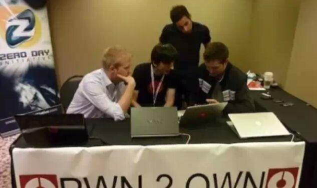 "Pwn2Own 2015成为史上""最难""黑客大赛"