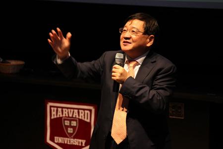 徐小平演讲实录:创业的基础