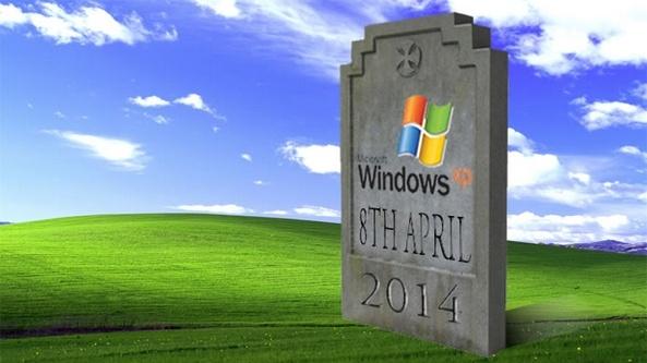 微软刚刚给XP用户又补上一刀