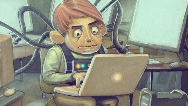 这 13 条段子只有程序猿才能懂