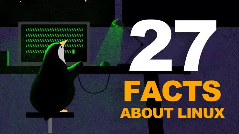 Linux 27 岁了!盘点 Linux 的 27 件趣事