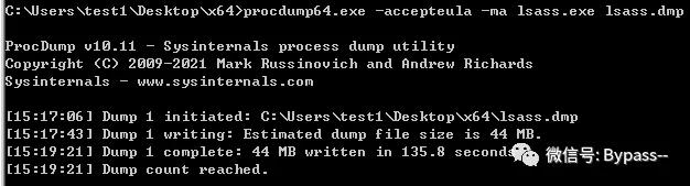 获取Windows明文密码的小技巧